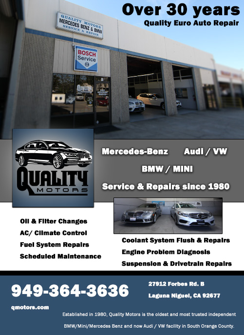 Quality Motors Euro Auto Repair Shop